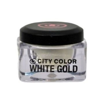 City Color Shadow and Highlight Mousse - White Gold  - BB