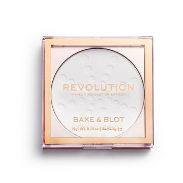 Makeup Revolution Bake & Blot - White