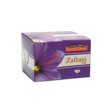 Saeed Ghani Zafrani Soap - 100gm